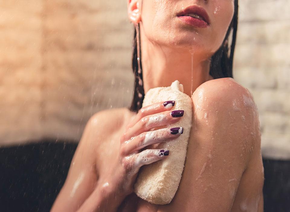 cosmetici personalizzati corpo bagno doccia