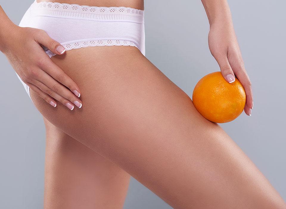 trattamento cellulite cosmetici personalizzati corpo