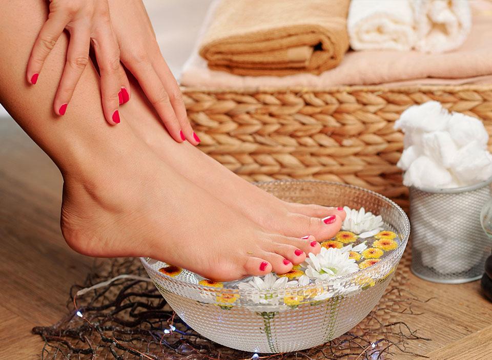 cosmetici personalizzati corpo trattamento piedi mani