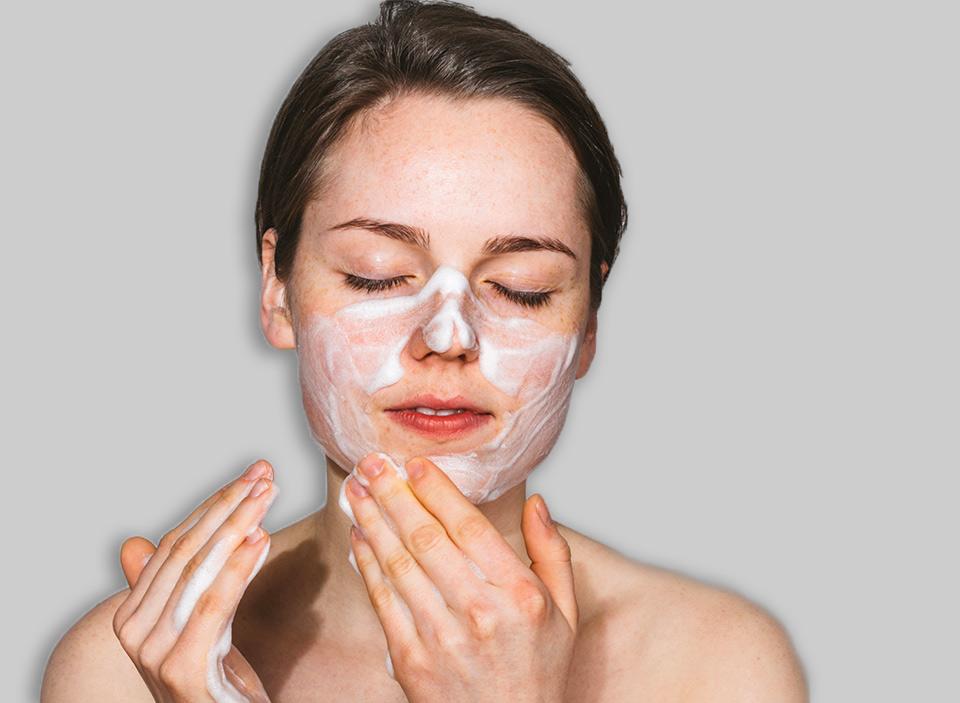 Cosmetici personalizzati viso detersione